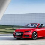 Audi TT Roadster s line competition 2016 - 3