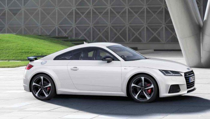 Audi TT s line competition 2016 - 1