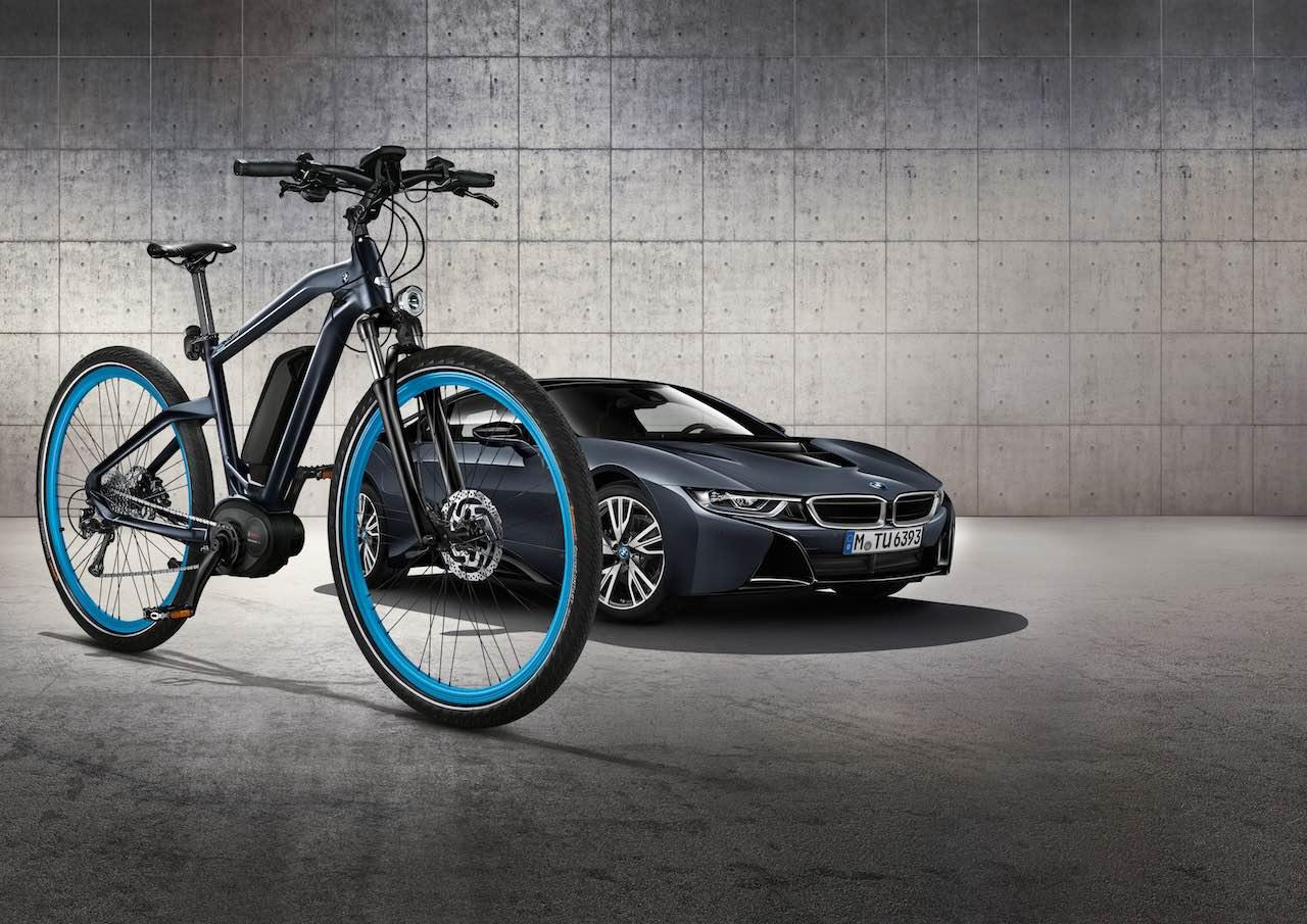 BMW Cruise e-Bike Limited Edition 2016