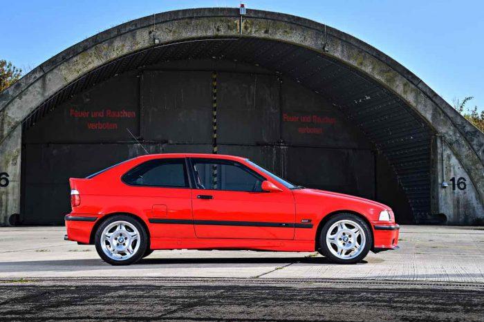 BMW M3 Compact Concept 1996 - 1
