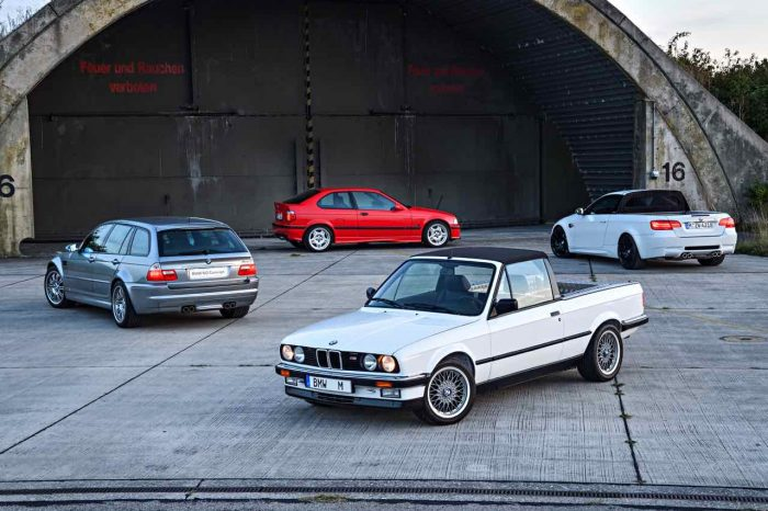 BMW M3 Concept 1996 - 6
