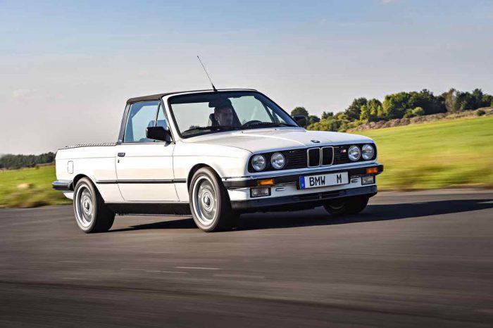 BMW M3 Pickup Concept 1986 - 10