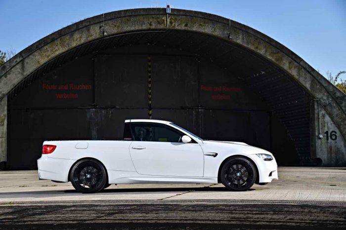 BMW M3 Pickup Concept 2011 - 13