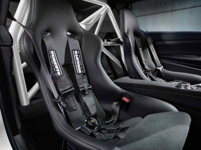 BMW M4 DTM Champion Edition 2016 interior - 1