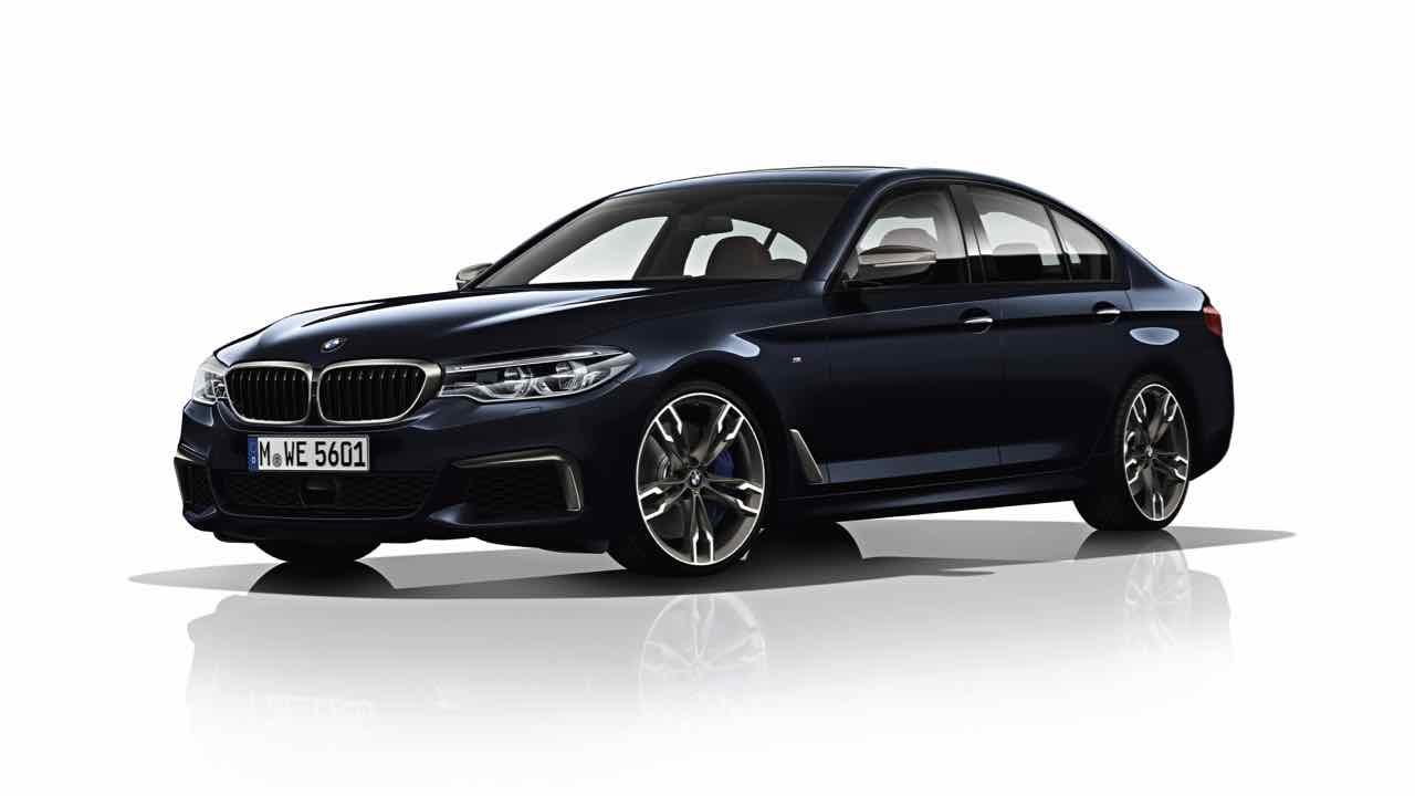 BMW M550i 2017 – 1