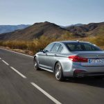 BMW Serie 5 Sedan Luxury Line 2017