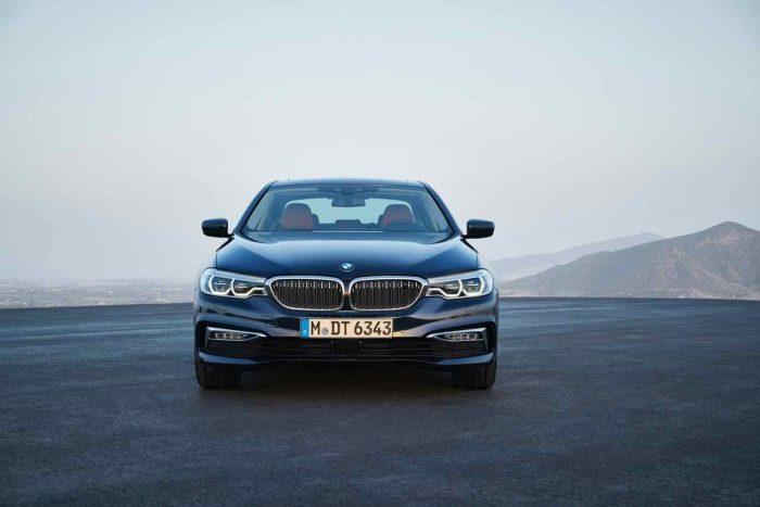BMW Serie 5 Sedan Luxury Line 2017