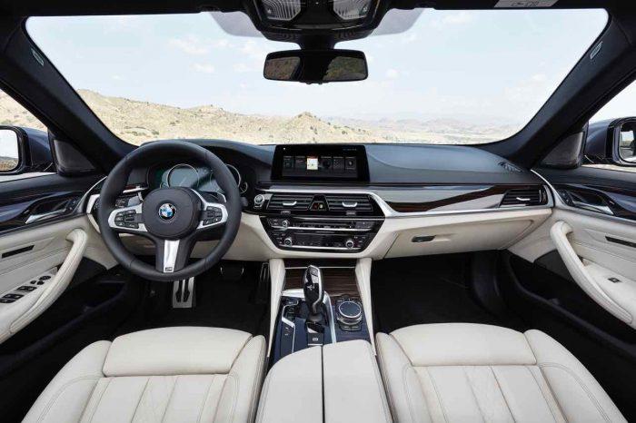 BMW Serie 5 Sedan M Sport 2017