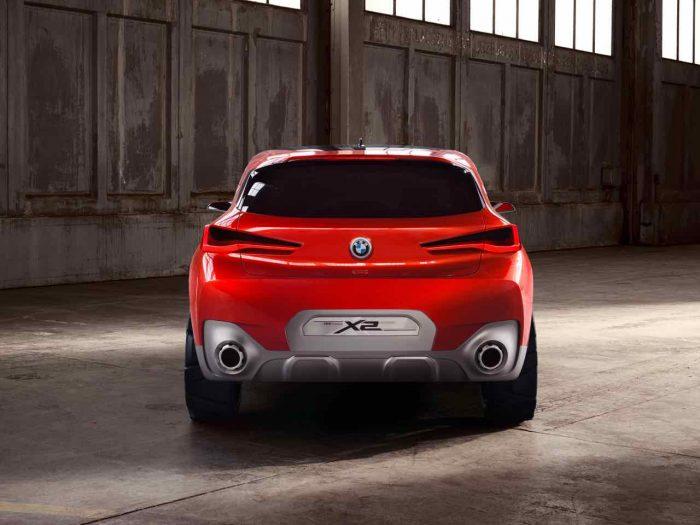 BMW X2 Concept 2016 - 1