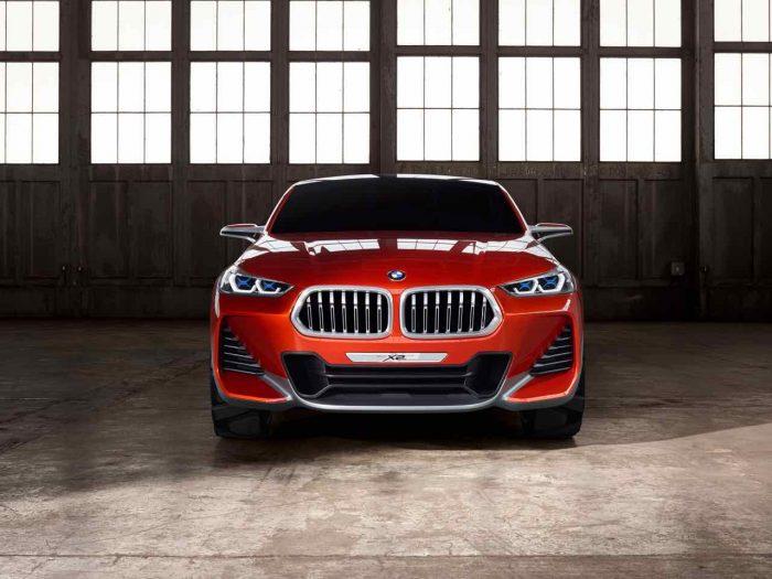 BMW X2 Concept 2016 - 13