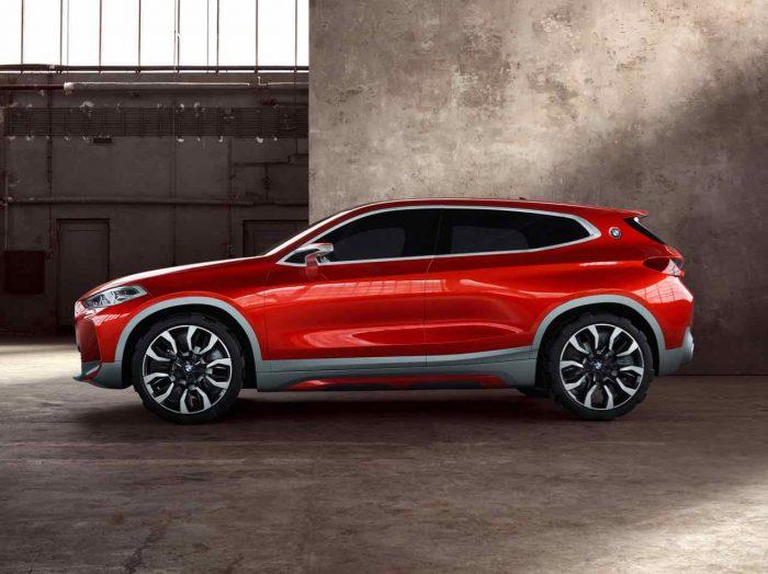 BMW X2 Concept 2016 - 16