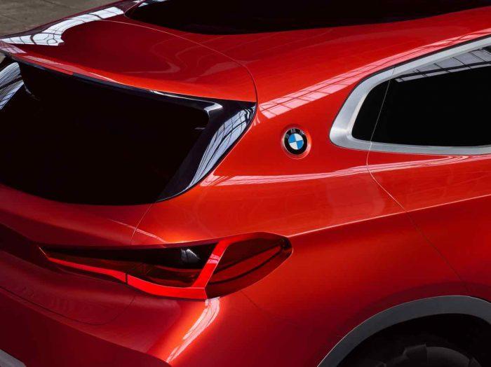 BMW X2 Concept 2016 - 4