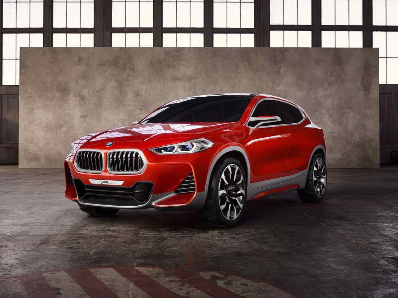 BMW X2 Concept 2016 – 7