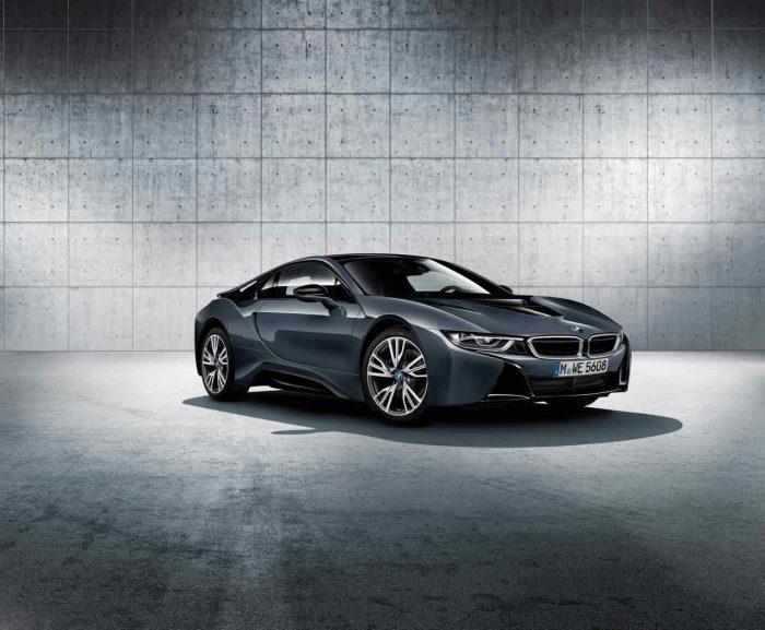 BMW i8 Protonic Dark Silver Edition 2016 - 2