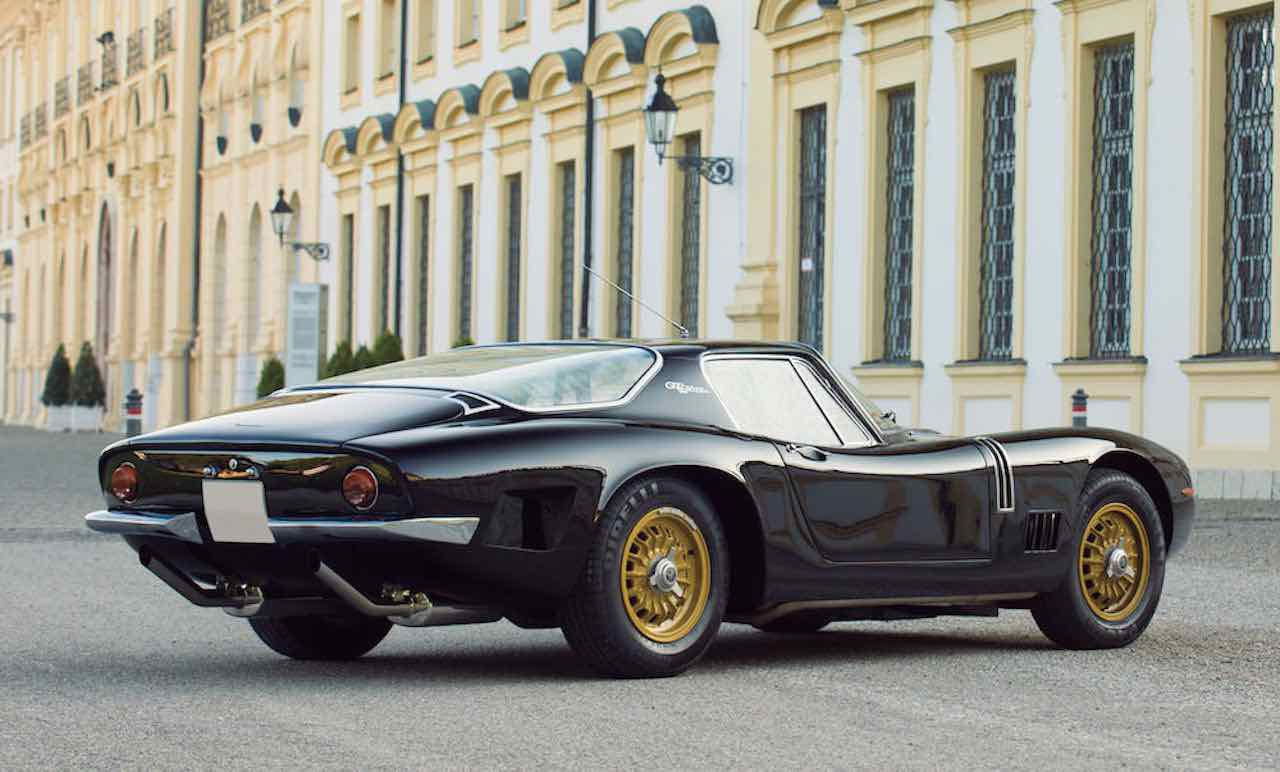 Bizzarrini GT Strada 1966 – 3