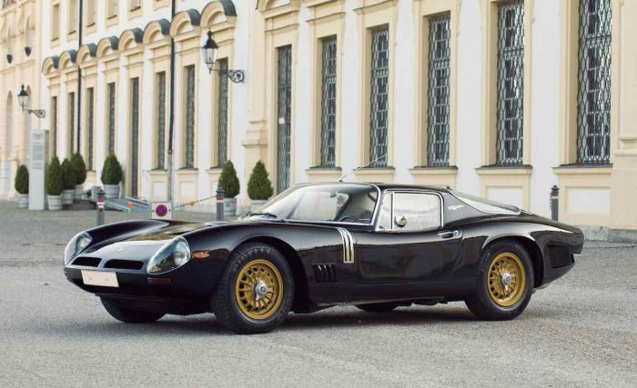 Bizzarrini GT Strada 1966 - 6
