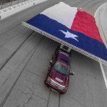 Chevrolet Silverado 2017 bandera Texas gigante