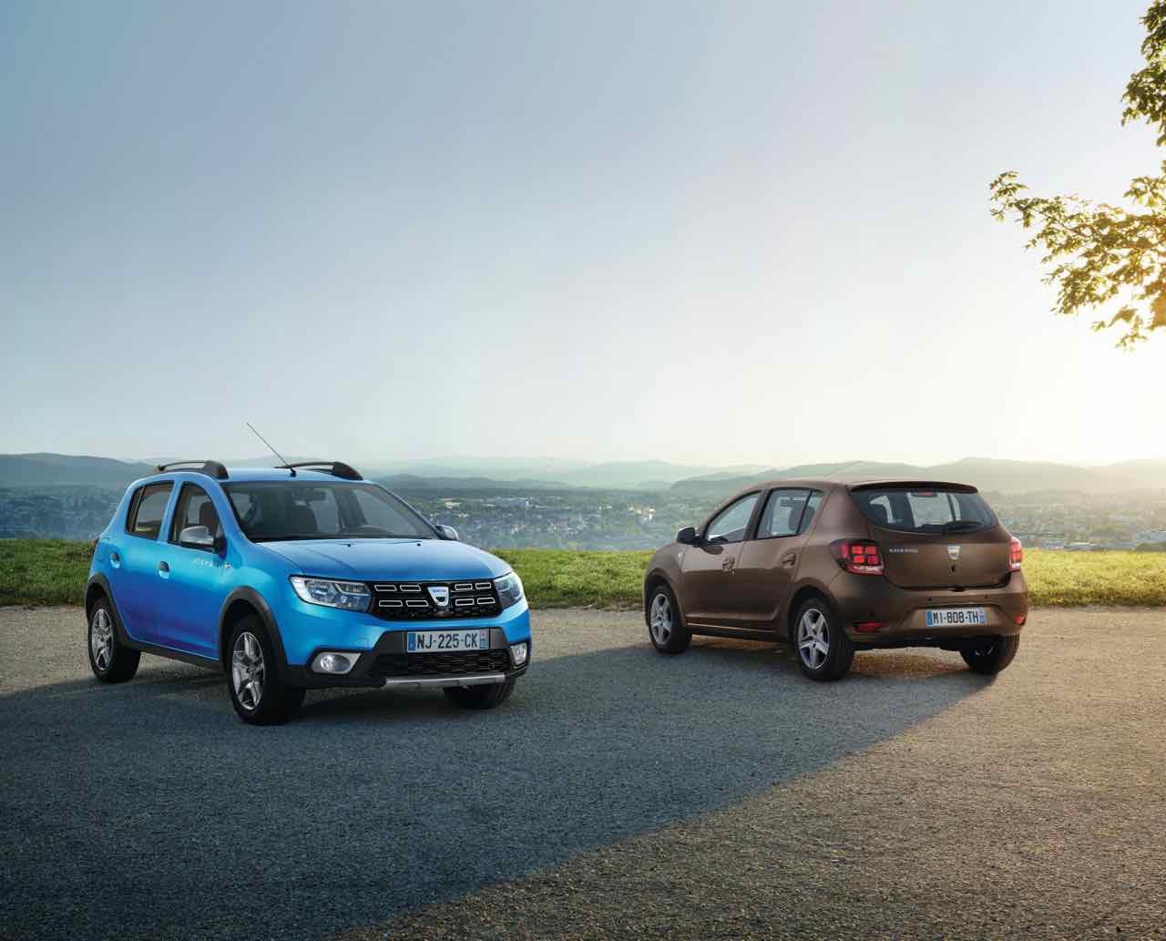 Dacia Sandero 2017 y Sandero Stepway 2017 – 1