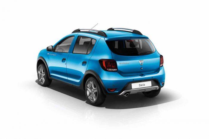 Dacia Sandero Stepway 2017 - 1