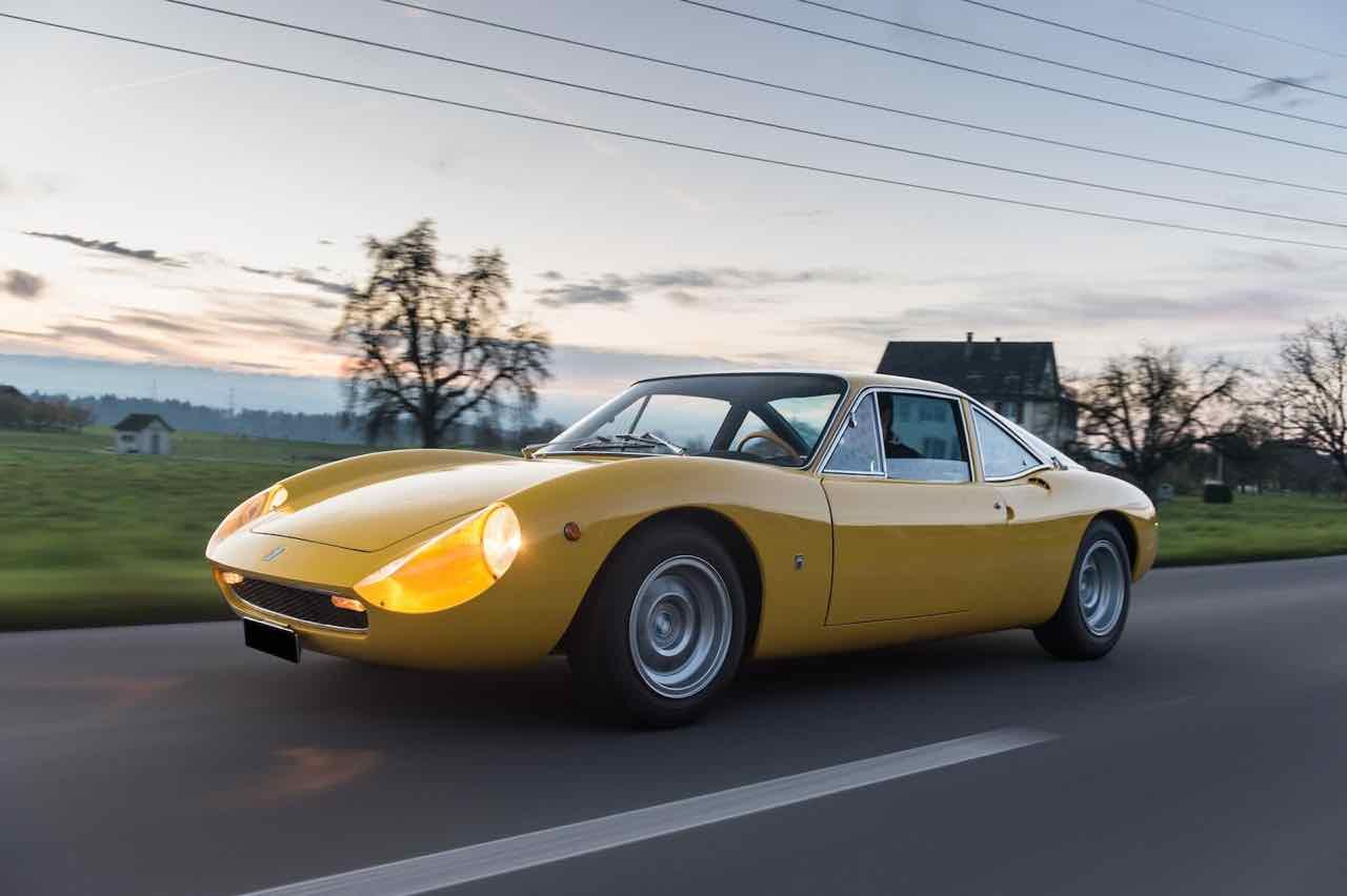 De Tomaso Vallelunga 1968 – 1