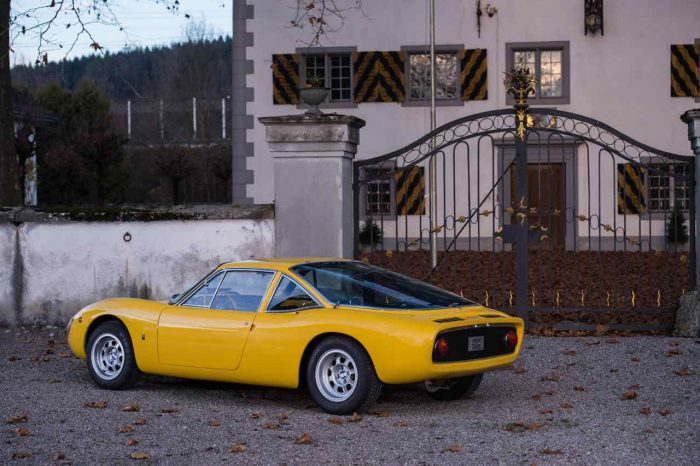 De Tomaso Vallelunga 1968 - 3