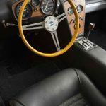 De Tomaso Vallelunga 1968 interior - 1