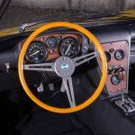 De Tomaso Vallelunga 1968 interior - 5