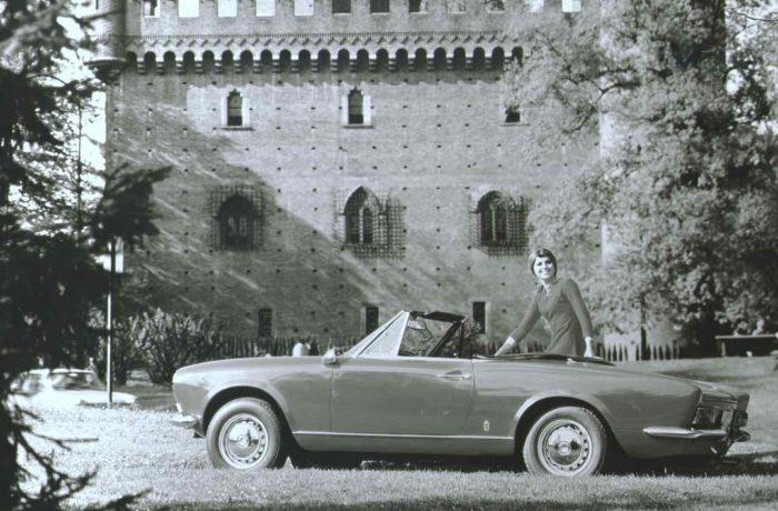 Fiat 124 Sport Spider 1966-1969