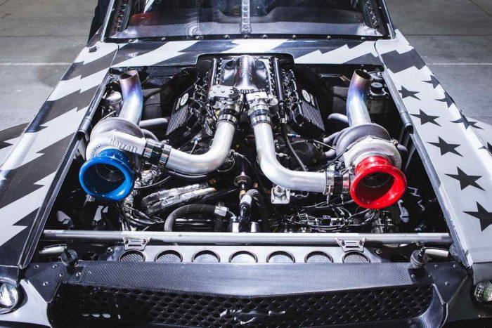 Ken Block Mustang Hoonicorn V2 08