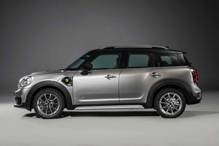 MINI Cooper S E Countryman All4 2017