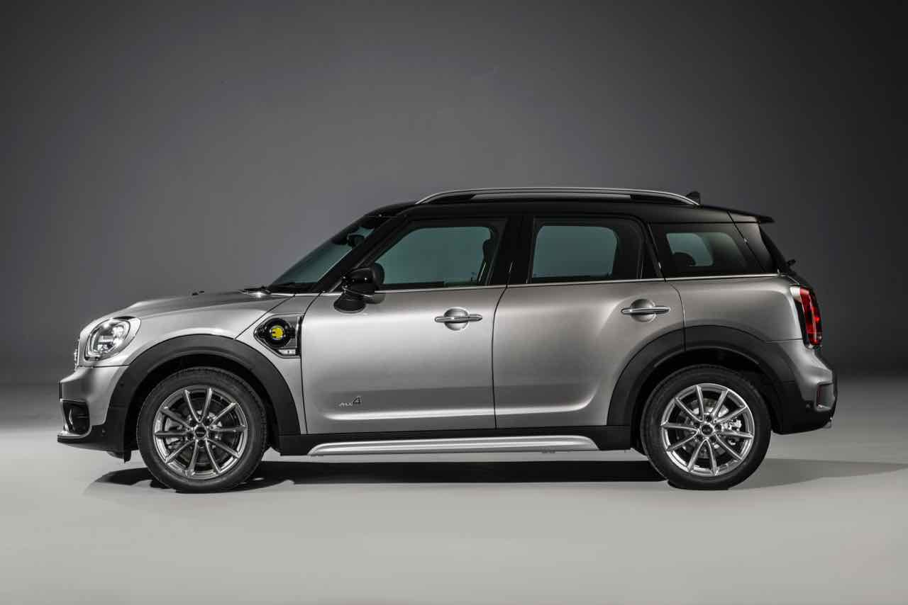 mini cooper s e countryman all4 el h brido enchufable. Black Bedroom Furniture Sets. Home Design Ideas