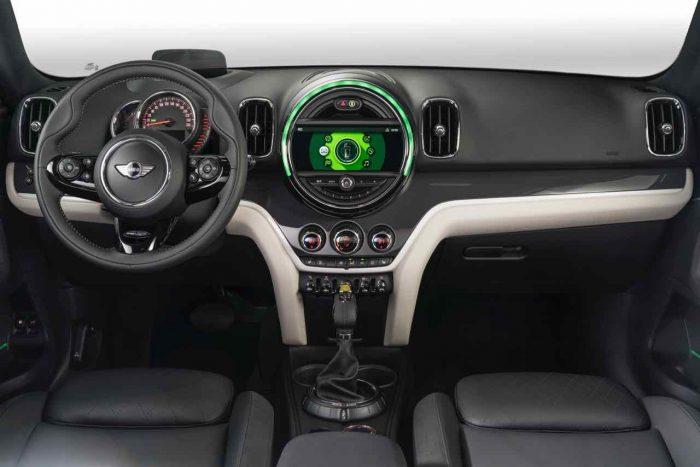MINI Cooper S E Countryman All4 2017