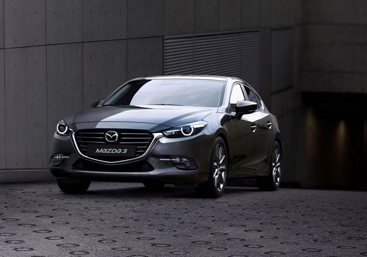 Mazda 3 2017 – 4