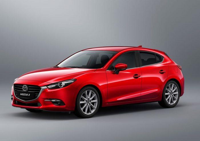 Mazda 3 2017 - 8