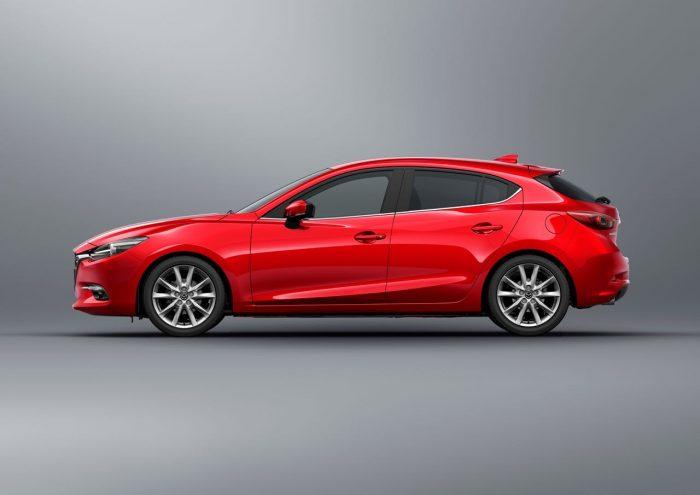 Mazda 3 2017 - 9