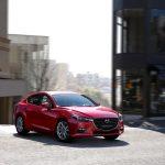 Mazda 3 Sedan 2017 - 2