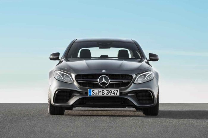 Mercedes-AMG E 63 S 4MATIC+     Mercedes-AMG E 63 S 4MATIC+