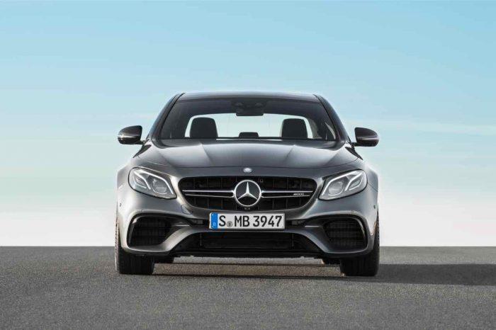 Mercedes-AMG E 63 S 4MATIC+     Mercedes-AMG E 63 S 4MATIC+