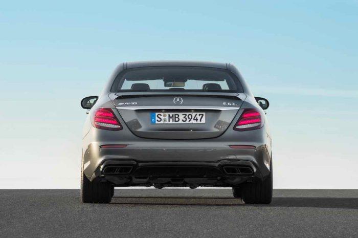 Mercedes-AMG E 63 S 4MATIC+     Mercedes-AMG E 63 S 4MATIC+ 2017