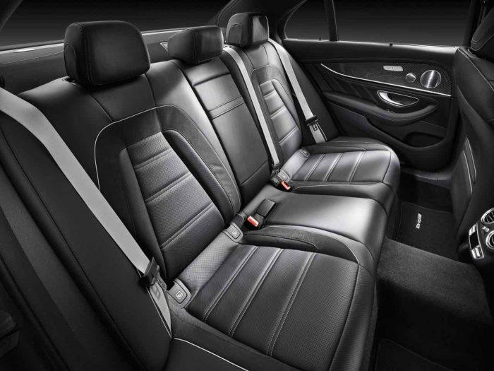 Mercedes-AMG E 63 S 4MATIC+ 2017, Interior
