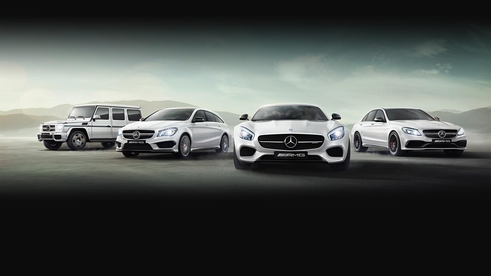 Mercedes-AMG gama