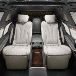 Mercedes-Maybach Pullamn Guard 2016 interior - 1