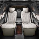 Mercedes-Maybach Pullamn Guard 2016 interior - 2