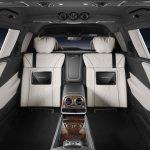 Mercedes-Maybach Pullamn Guard 2016 interior - 3