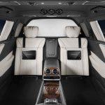 Mercedes-Maybach Pullamn Guard 2016 interior - 4