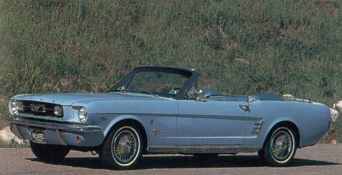 Mustang de dylan