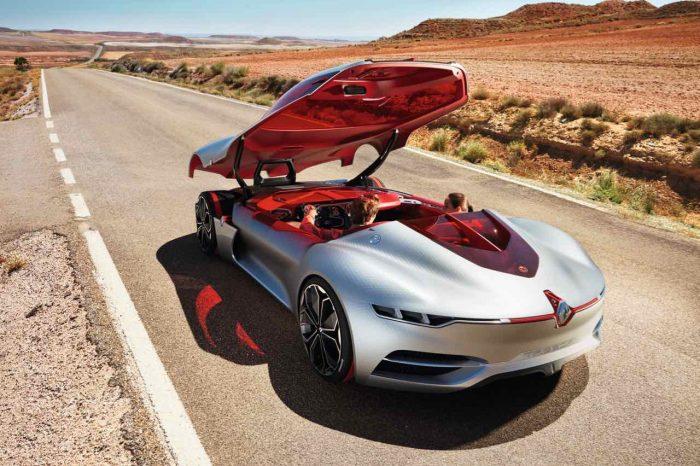 Renault Trezor Concept 2016 - 17