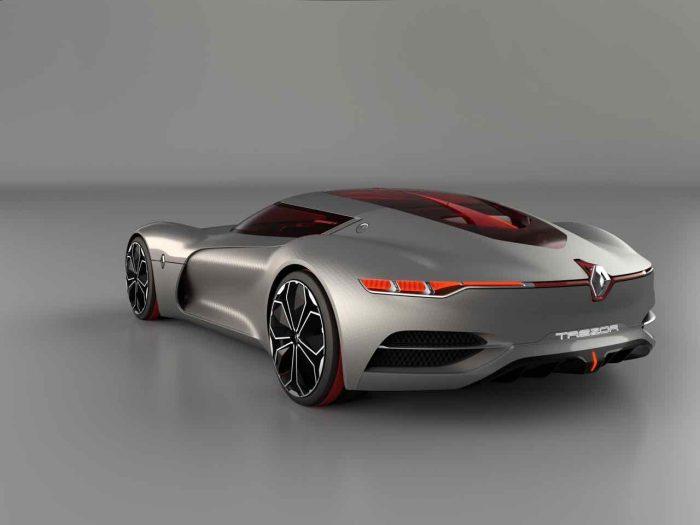 Renault Trezor Concept 2016 - 3