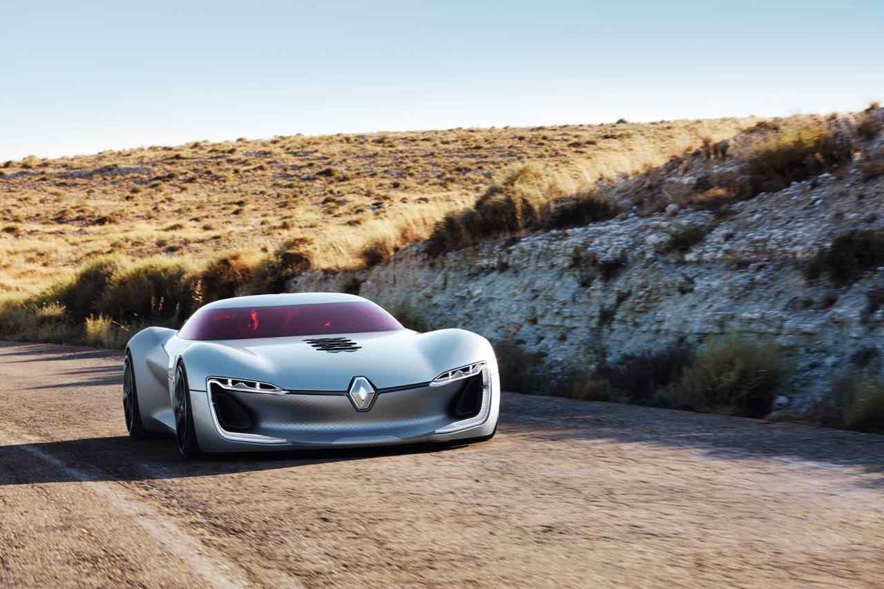 Renault Trezor Concept 2016 – 34