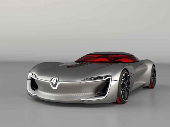 Renault Trezor Concept 2016 - 4